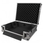flight case per mixer e giradischi