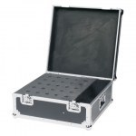 Flight Case per microfoni